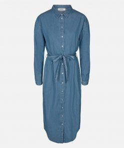 Moss Copenhagen Lyanna Shirt dress Middle