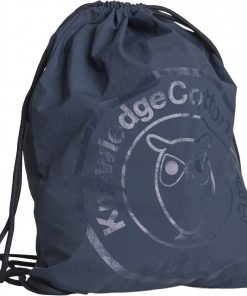Knowledge Cotton Apparel Active Gymbag Navy