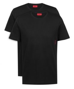 Hugo Boss 2-Pack T-shirts Black
