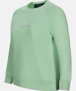 Peak Performance Original Crew Women Pale Horizon