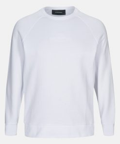 Peak Performance Original Light Crew Neck Men White