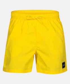 Peak Performance Swim Shorts Stowaway Yellow