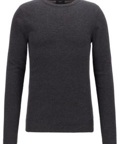 Hugo Boss Tempest Long-Sleeve T-Shirt Black