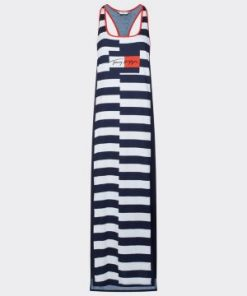 Tommy Hilfiger Stripe Tank Dress