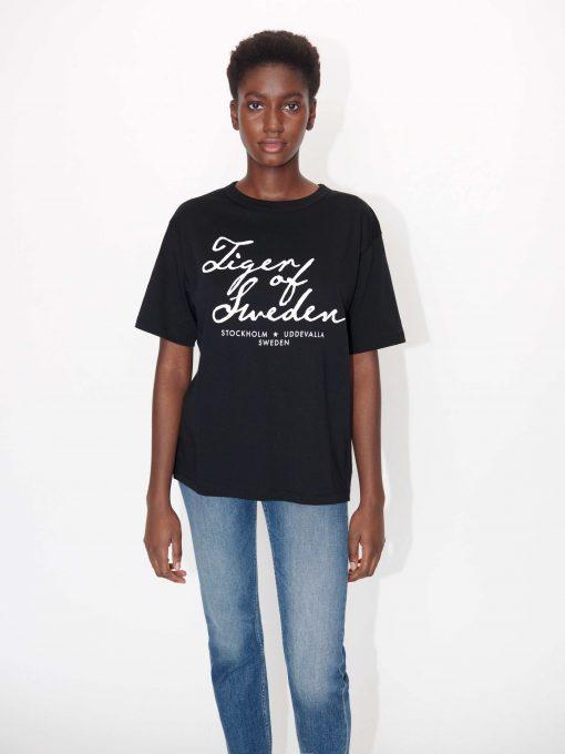 Tiger Jeans Sterna PR T-shirt Black
