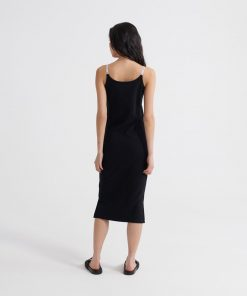 Superdry Urban Bodycon Dress Black