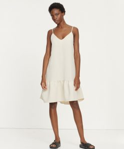 Samsoe & Samsoe Judith Dress Warm White