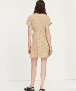 Samsoe & Samsoe Valerie Short Dress Blossom