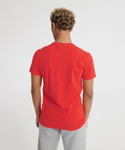 Superdry Core Logo Sport Stripe Tee Grenadine