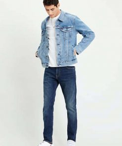 Levi´s 512 Slim Taper Jeans Brimstone Dark Blue