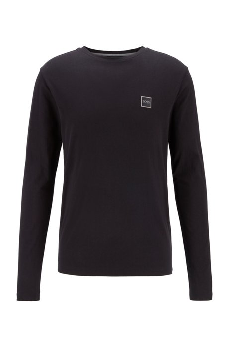 Hugo Boss Tacks Jersey T-shirt Black