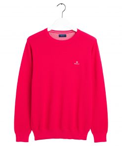 Gant Cotton Pique Sweater Love potion