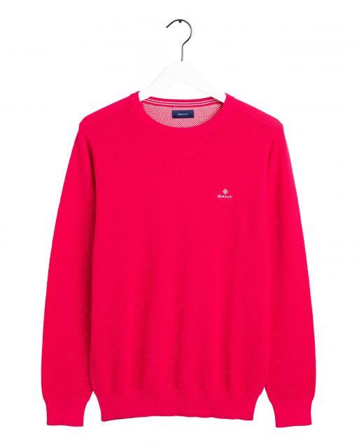 Gant Cotton Pique Sweater Love potion