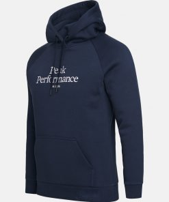 Peak Performance Men Original Hood Blue Shadow