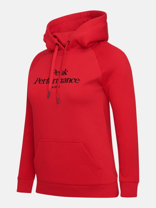 Peak Performance Original Hood Women The Alpine
