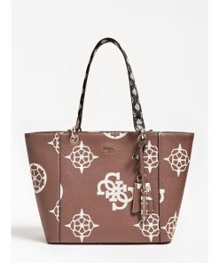 Guess Kamryn Tote Brown