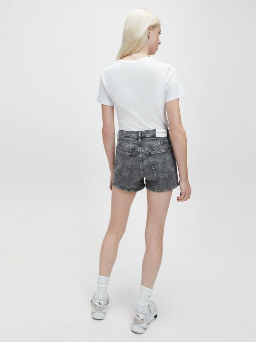 Calvin Klein Monogram Logo T-shirt White