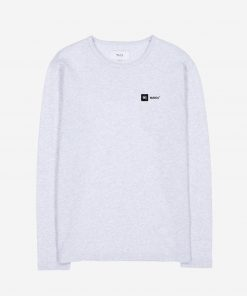 Makia Dylan Longsleeve T-shirt Light Grey
