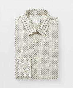 Tiger of Sweden Farrell4 Shirt Off-white