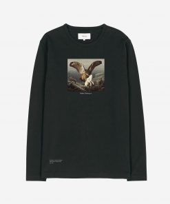 Makia x Von Wright Caught Long Sleeve Black
