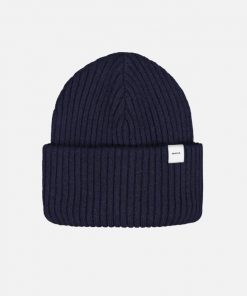 Makia Deal Beanie Dark Navy