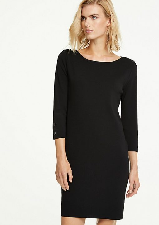 Comma, Knit Tunic Black