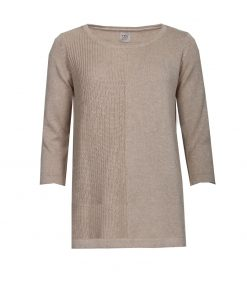 STI Pilar Knit Light camel