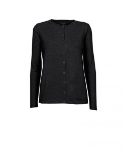 STI Riven Cardigan Black