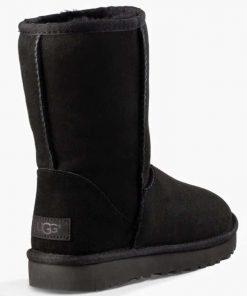 UGG Classic Short II Black