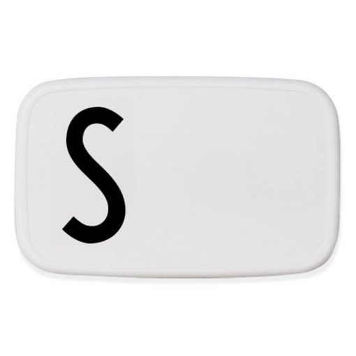 Design Letters Lunch Box S