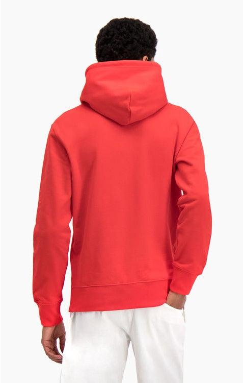 Champion Hooded Sweatshirt Red