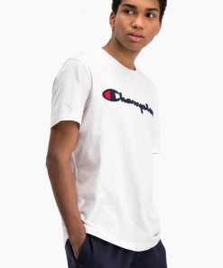 Champion Crewneck T-shirt White