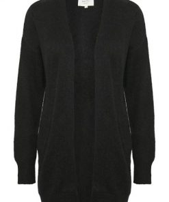 Part Two Eitona Cardigan Black