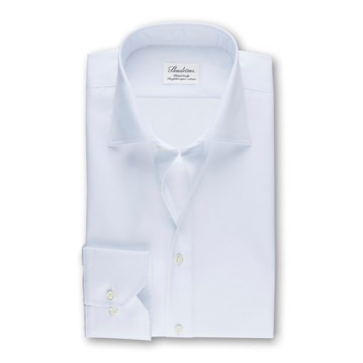 Stenströms Shirt Fitted Body White
