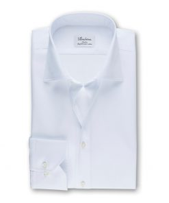 Stenströms Slim fit Shirt White