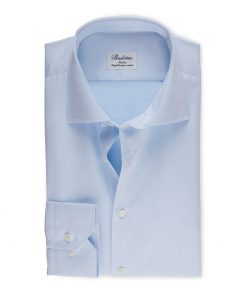 Stenströms Slim fit Shirt Light blue