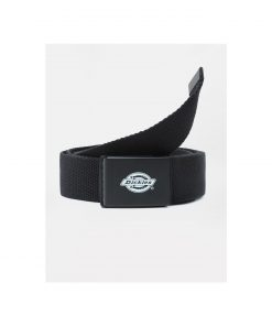 Dickies Orcutt Logo Buckle Belt Black