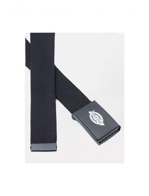 Dickies Orcutt Logo Buckle Belt Black