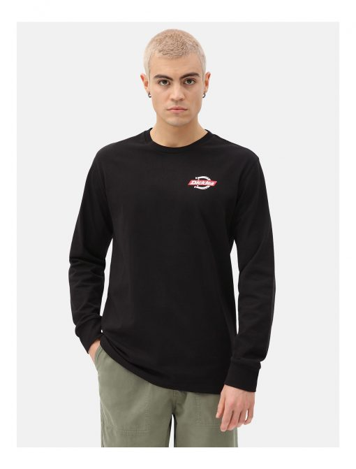 Dickies Ruston LS T-shirt Black
