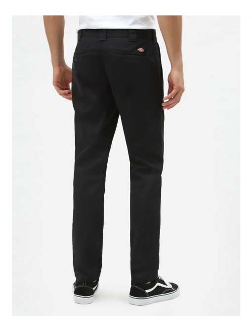 Dickies 872 Slim Fit Work Pant Black