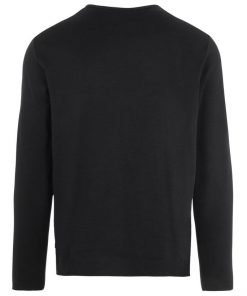J.Lindeberg Davis Long Sleeve T-shirt Black