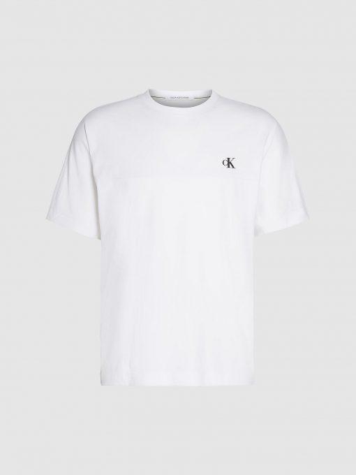 Calvin Klein Back Logo T-shirt Bright White