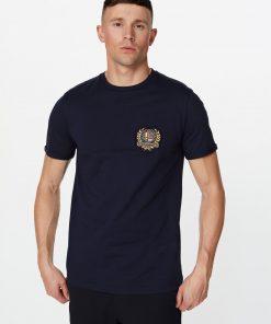 Les Deux Egalité T-shirt Dark Navy