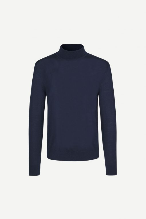 Samsoe & Samsoe Flemming Turtle Neck Night Sky