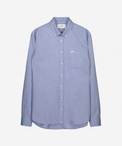 Makia Flagship Shirt Blue