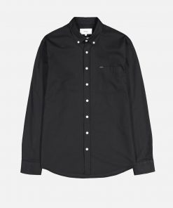 Makia Flagship Shirt Black