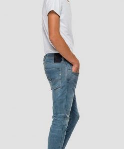 Reply AnbassHyperflex Bio Jeans Light blue