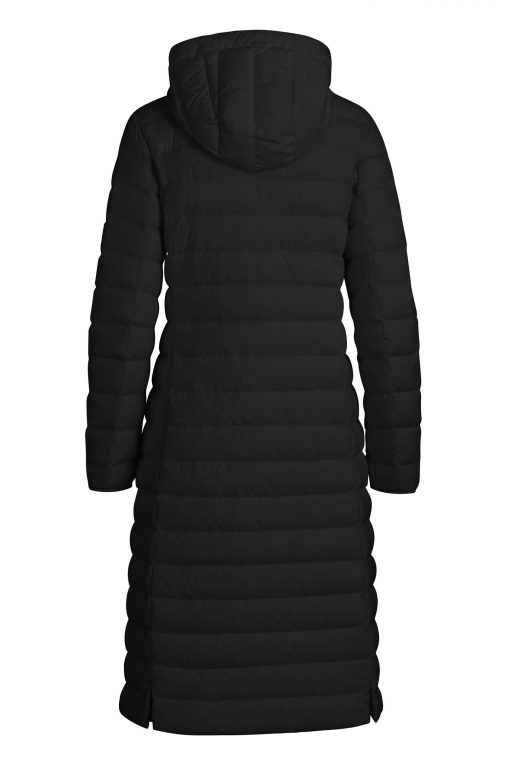 Parajumpers Omega Superlightweight Coat Black