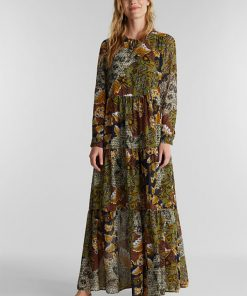 Esprit Maxi Dress Olive