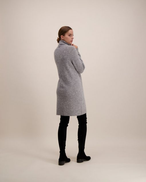 Balmuir Grazia Highneck Tunic Grey